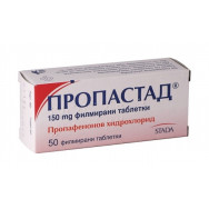 ПРОПАСТАД ТБ 150МГ Х 20