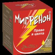 МИГРЕНОН Х 30 БОРОЛА | BOROLA