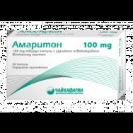 АМАРИТОН КАПС 100МГ Х 30